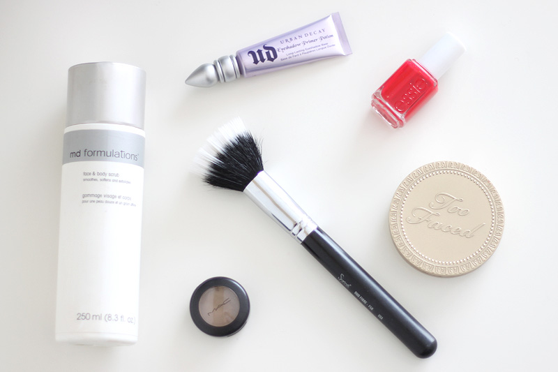6 beauty favs