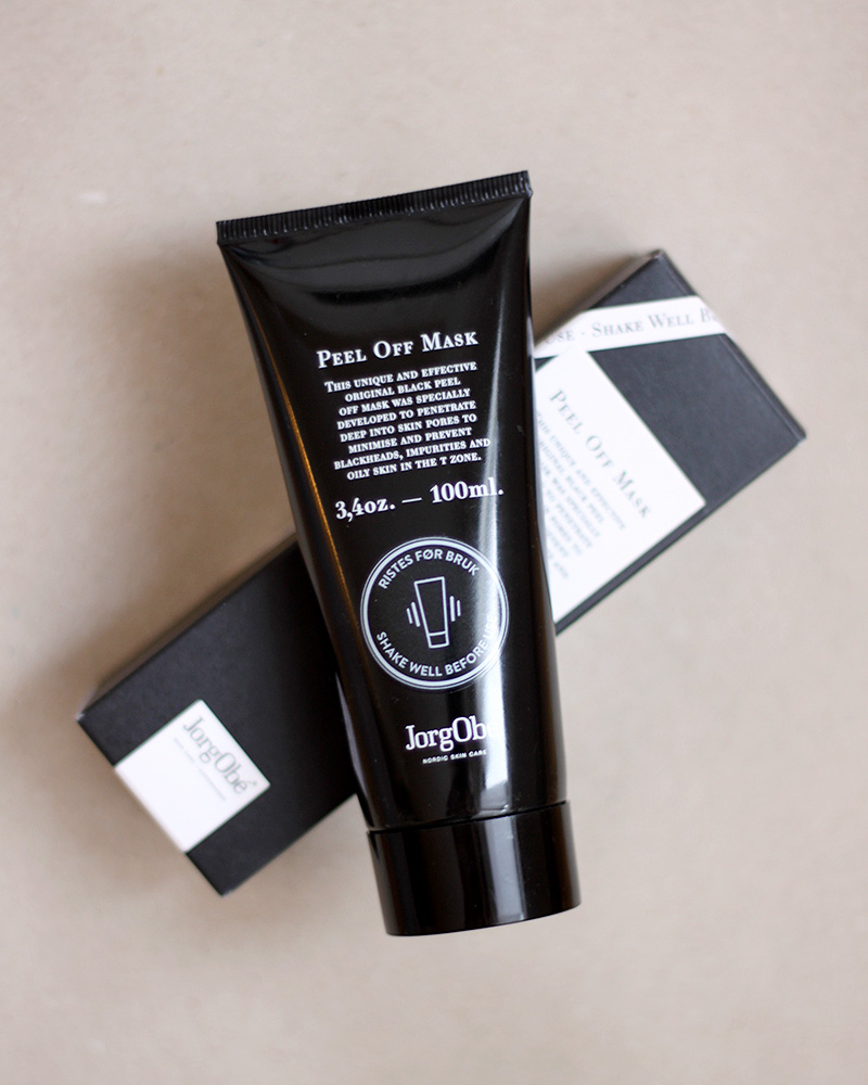 JorgObé Peel Off Mask