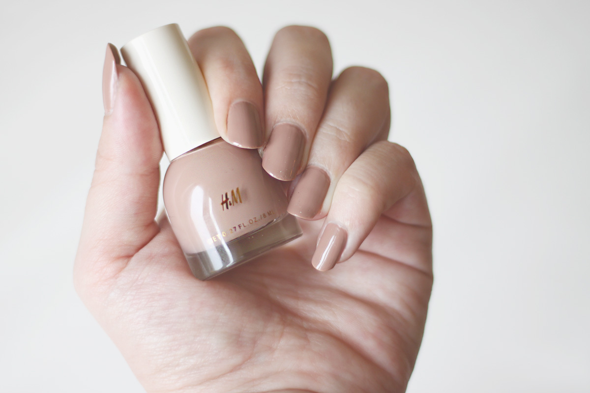 H&M Nailpolish, Kalahari
