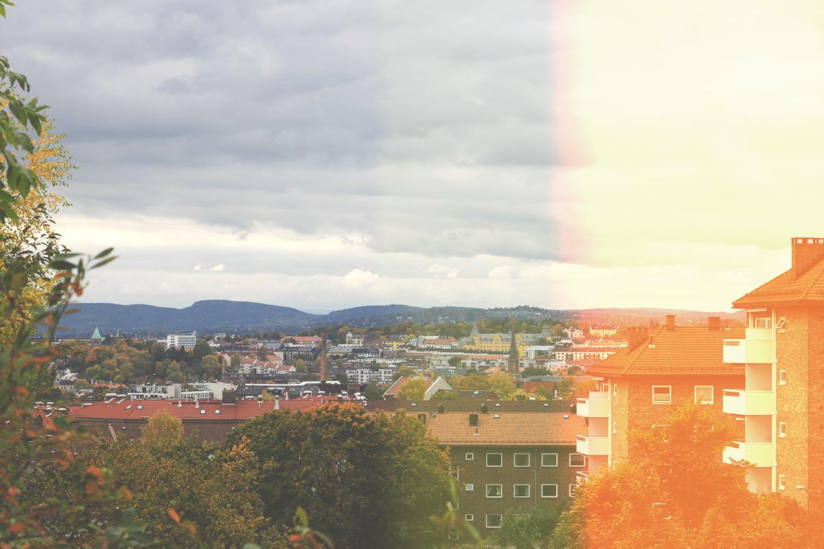 Oslo høst
