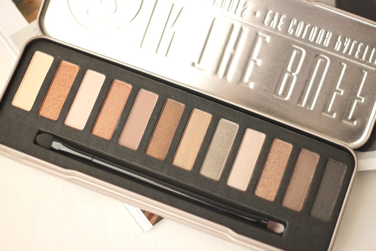 "W7 ""In the Buff"" Eyeshadow Palette"