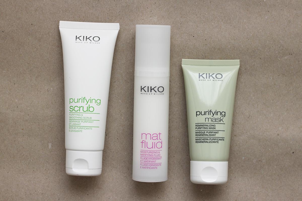 Kiko purifying mask