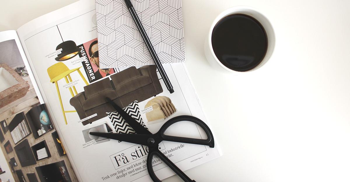 25 ting å blogge om